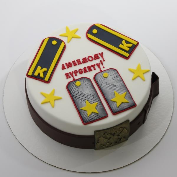 курсантский торт фото будущем